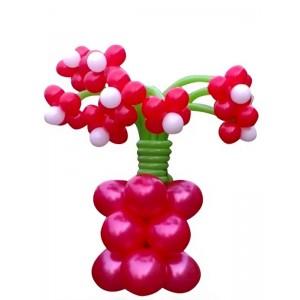 """Букет """"Красная ваза"""""""
