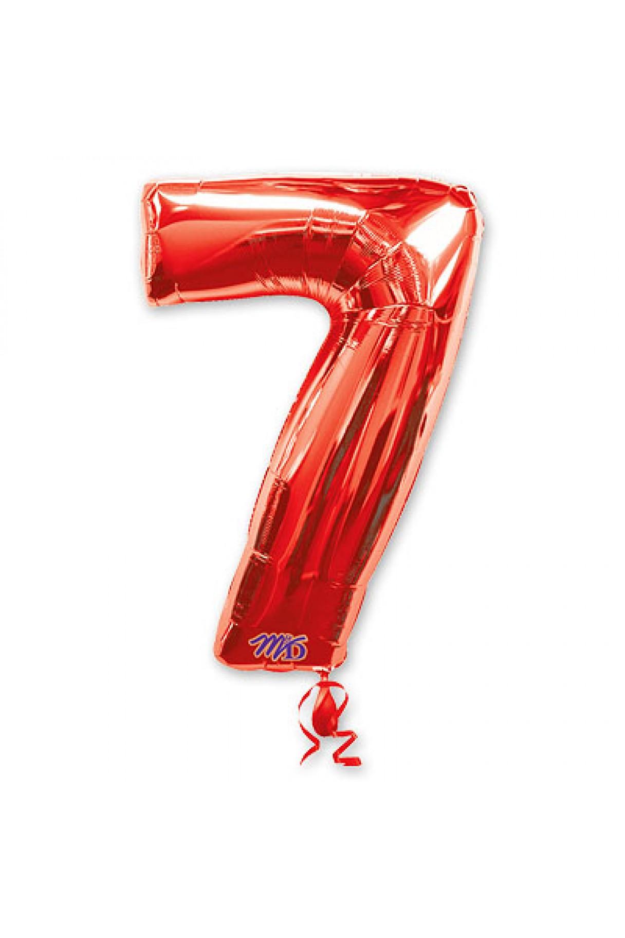 Поздравления с цифрой семь