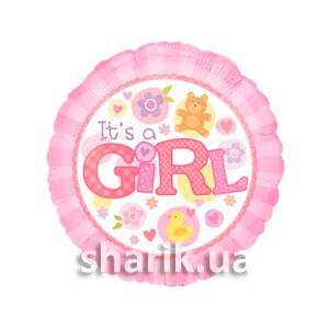 Это девочка