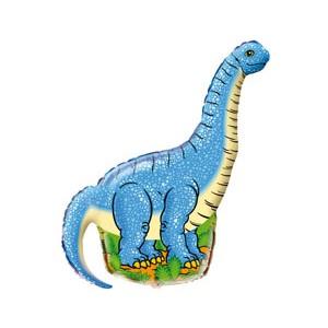 """Фольгированный шарик """"Динозавр F"""""""