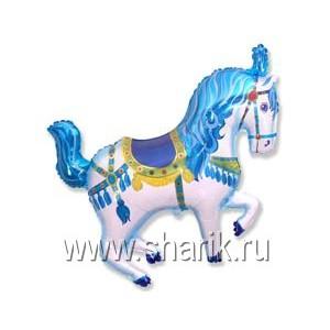 Лошадь цирковая F