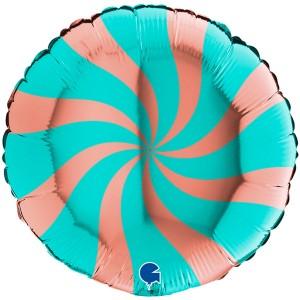 Конфеты фольгированные шары