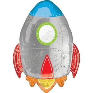 Ракета фольгированный шарик
