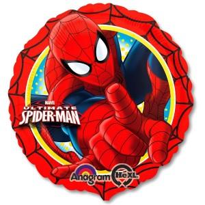 """Фольгированный шарик 18"""" Человек-паук"""