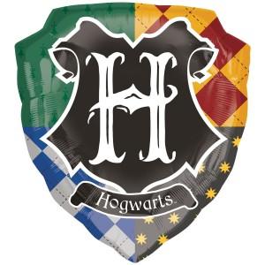 Гарри Поттер герб Хогвартса AN фольгированный шарик