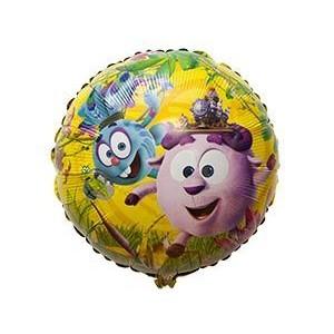 """Фольгированный шарик 18"""" Смешарики легенда"""