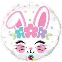 Фольгированный шарик Милый кролик