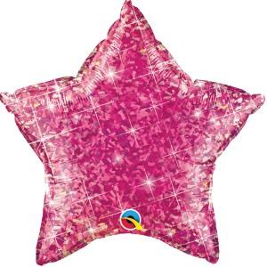 Звезды без рисунка голографические