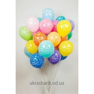 Шарики на день рождения №14