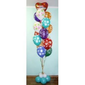 Шарики на день рождения №17