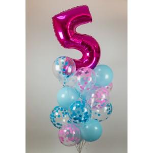 Шарики на день рождения №22