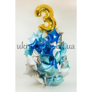 Шарики на день рождения №24