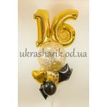 Шарики на день рождения №25