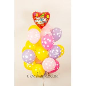 Шарики на день рождения №4