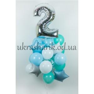 Шарики на день рождения №44