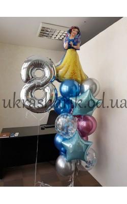 Шарики на день рождения №100