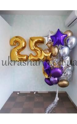 Шарики на день рождения №103