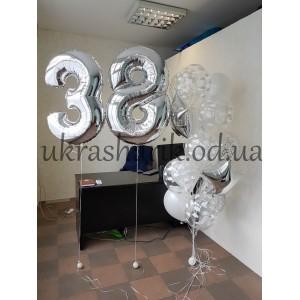 Шарики на день рождения №108