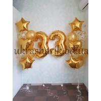 Шарики на день рождения №112