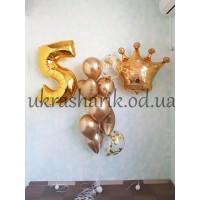 Шарики на день рождения №119