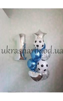 Шарики на день рождения №127