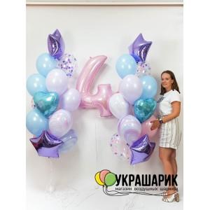 Шарики на день рождения №144
