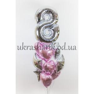 Шарики на день рождения №34
