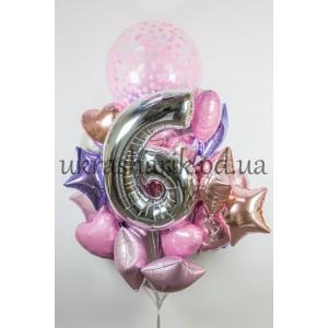 Шарики на день рождения №38