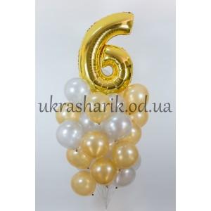 Шарики на день рождения №39