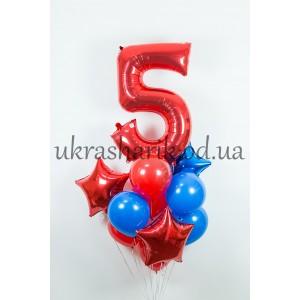 Шарики на день рождения №41