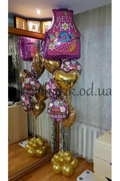 Шарики на день рождения №69