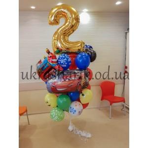 Шарики на день рождения №73