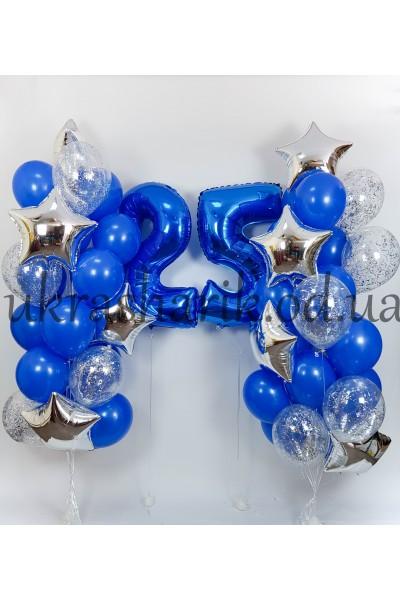 Шарики на день рождения №75