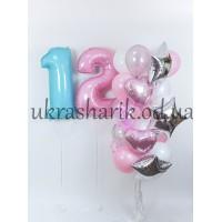 Шарики на день рождения №81