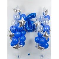 Шарики на день рождения №85