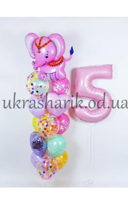 Шарики на день рождения №87