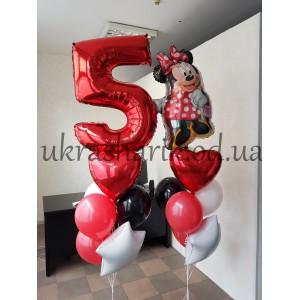 Шарики на день рождения №11