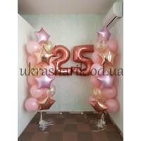Шарики на день рождения №97