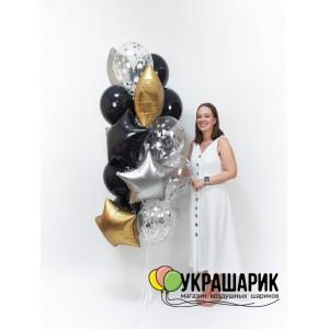 Букет шаров на каждый день №103