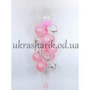 Букет шаров на каждый день №118
