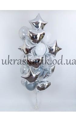 Букет шаров на каждый день №119