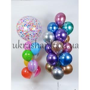 Букет шаров на каждый день №121
