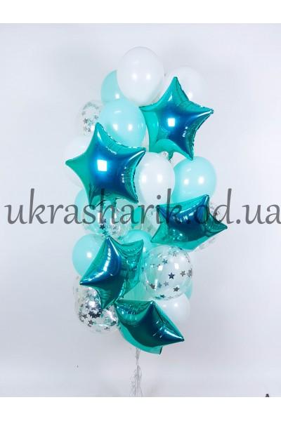 Букет шаров на каждый день №125