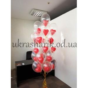 Букет шаров на каждый день №130