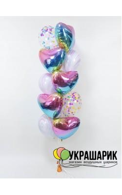 Букет шаров на каждый день №102