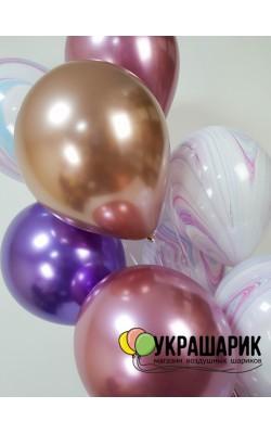 Букет шаров на каждый день №139
