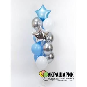 Букет шаров на каждый день №104