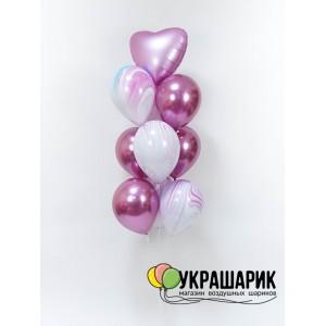 Букет шаров на каждый день №107