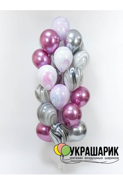 Букет шаров на каждый день №11