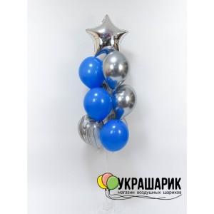Букет шаров на каждый день №144